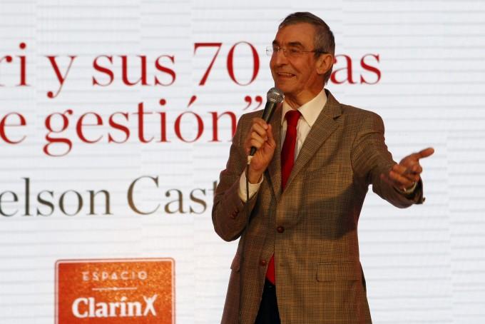NELSON CASTRO ANALIZÓ EL PAÍS