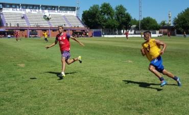 En un amistoso Villa Dàlmine le ganò a Puerto Nuevo 4 a 0