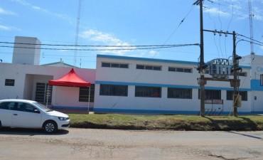 El Municipio realizó mejoras en el CIC y la plaza del Lubo