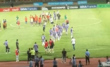 Villa Dálmine perdió con Talleres de Córdoba por 2 a 1