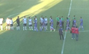 Villa Dálmine empató con All Boys 0 a 0