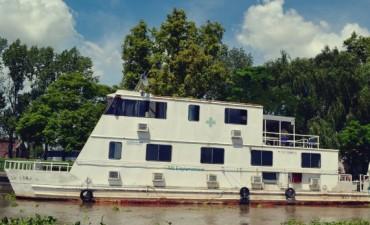 El Municipio iniciará gestiones para recuperar un catamarán sanitario