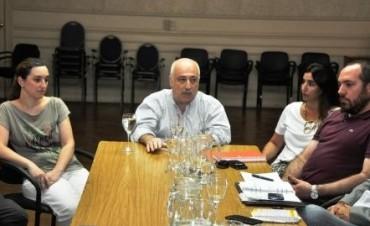 El secretario de Planeamiento se presentó ante el Concejo Deliberante