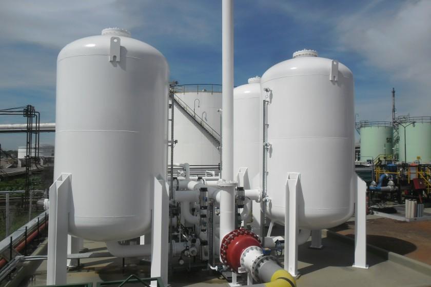 AXION Energy instaló una Unidad de Recuperación de Vapores en Planta de Distribución de Campana