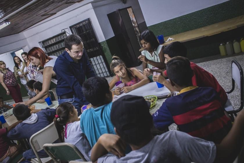 Destacan el trabajo articulado para desarrollar con éxito el programa Escuelas Abiertas de Verano