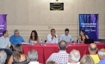 Más de 40 instituciones participaron de una charla  sobre prevención del Dengue