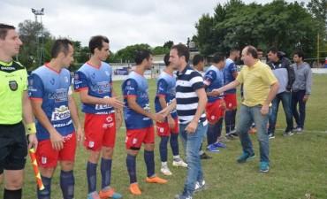 El Municipio acompaña a los equipos locales que participan en el Torneo Federal C