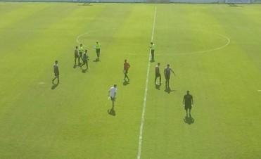 Villa Dálmine perdió con Barracas Central 2 a 0
