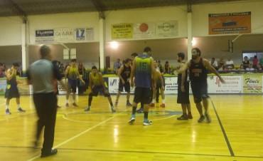 Club Ciudad de Campana le ganó a Presidente Derqui 78 a 74