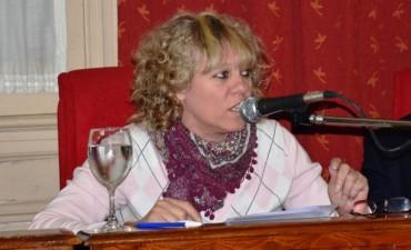Andrea Garcia: evidentemente a algunas personas les molesta mi participaciòn polìtica