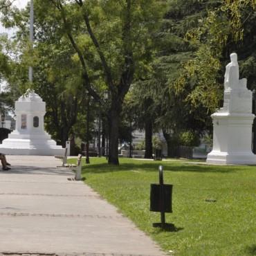 El Municipio inició un plan de mejoramiento integral del casco céntrico