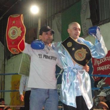 Juan Manuel Witt analizo su victoria frente Guido en Plaza Italia