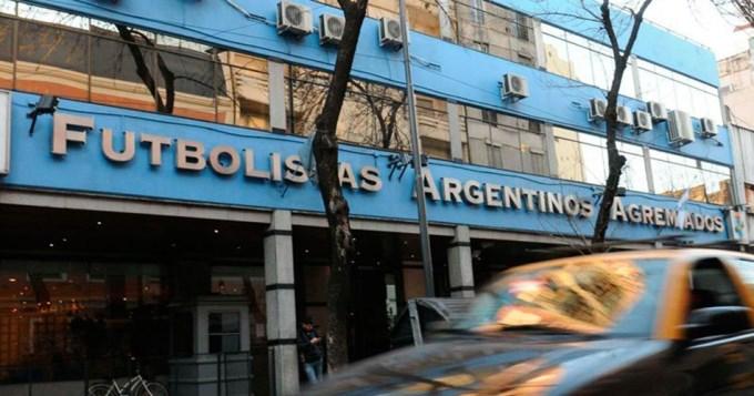Futbolistas Argentinos Agremiados ratificó el paro