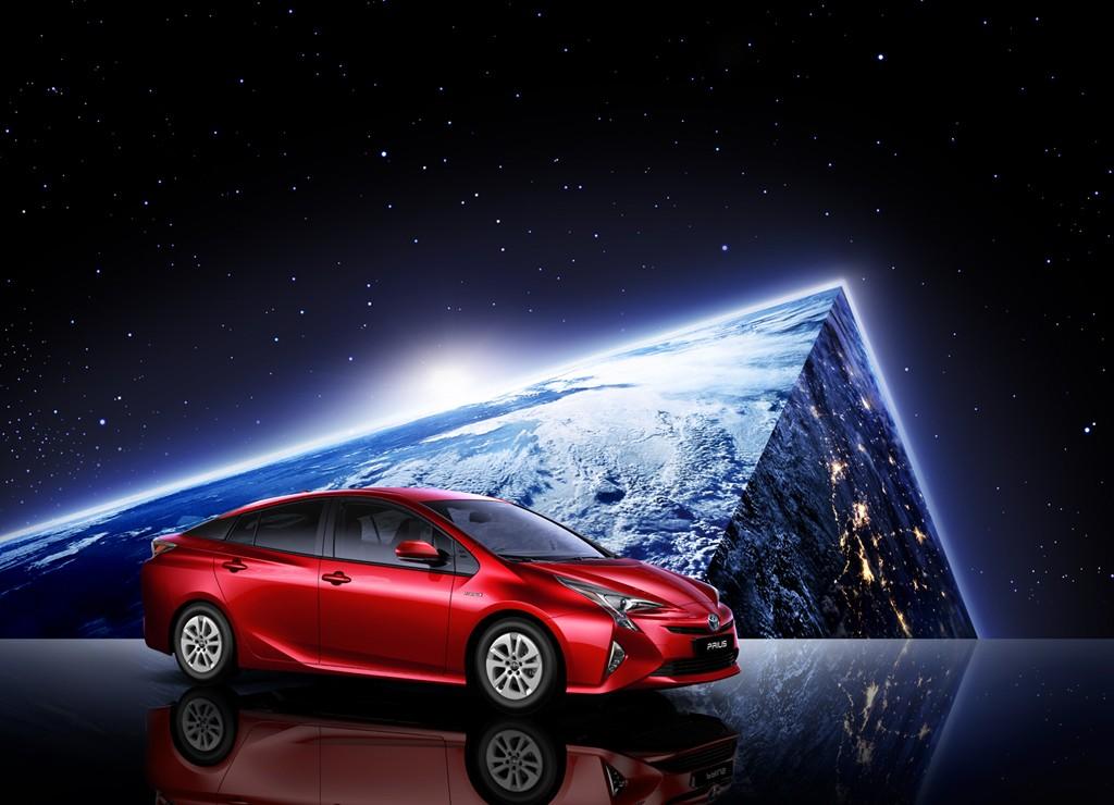 Toyota vendió más de 1,5 millones de vehículos electrificados en 2017