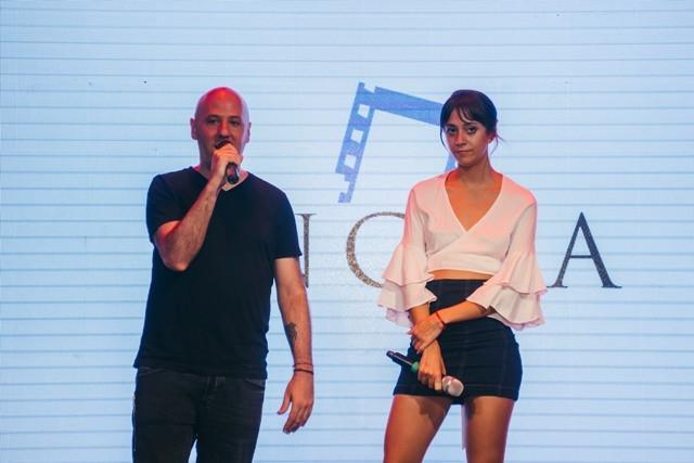 Noche de cine en Espacio Clarín
