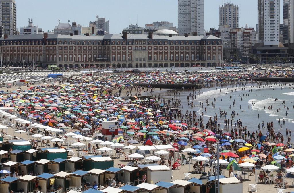 Verano 2018 Mar del Plata: Más de 730.000 turistas en la primera quincena de febrero
