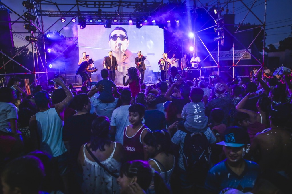 """Hoy llega el festival """"Cumbia en la costanera"""""""