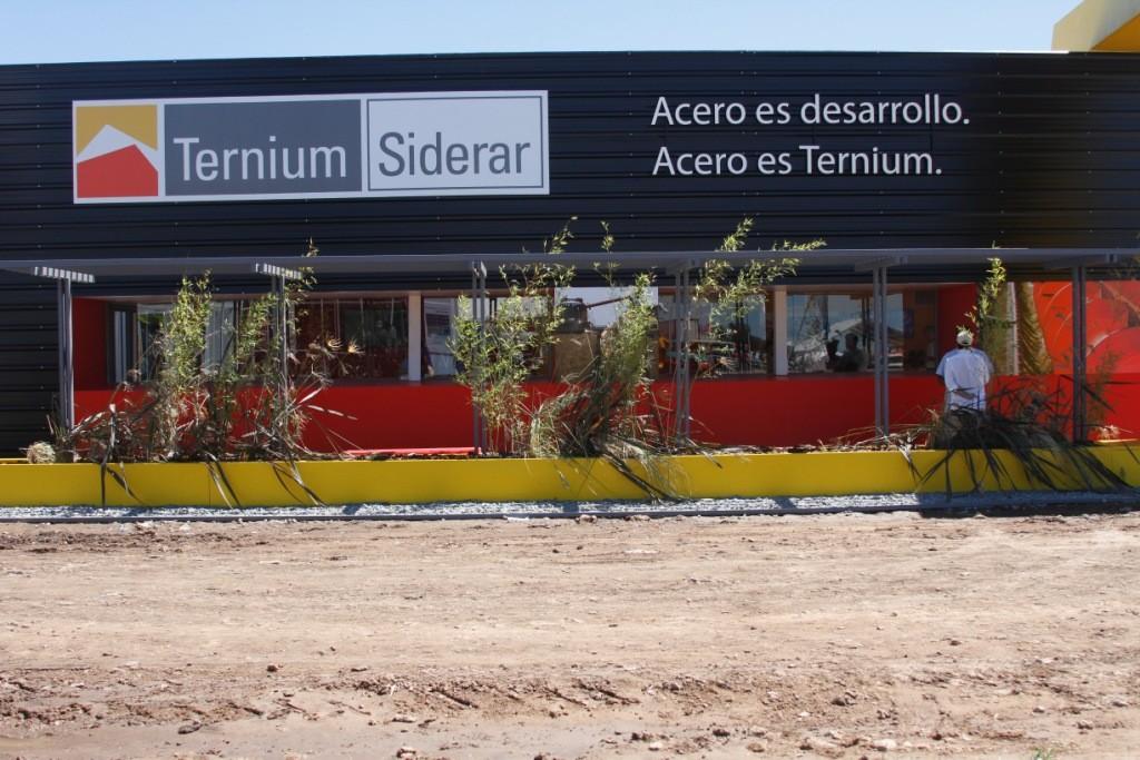 TERNIUM ARGENTINA, UN ALIADO DE ACERO PARA EL CAMPO
