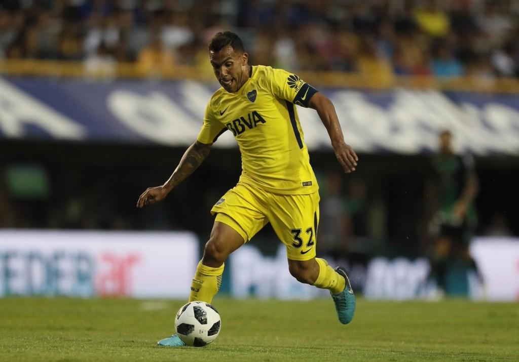 Boca Juniors derrotó a San Martin de San Juan por 4 a 2
