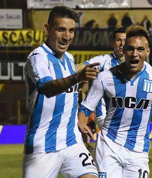 Con gol del campanense Leonardo Sigali, Racing Club festejò en Bahìa Blanca