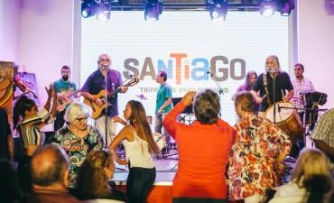 Santiago del Estero mostró sus atractivos en Espacio Clarín