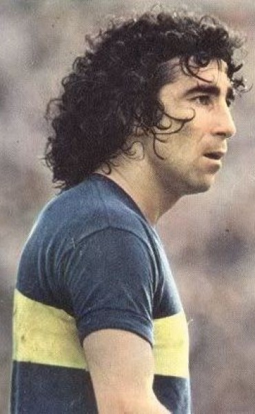 """Jorge José """"Chino"""" Benítez en """"Fútbol con Estilo Boca"""""""