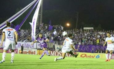 Villa Dálmine le ganó a Juventud Unida de Gualeguaychú por 2 a 0