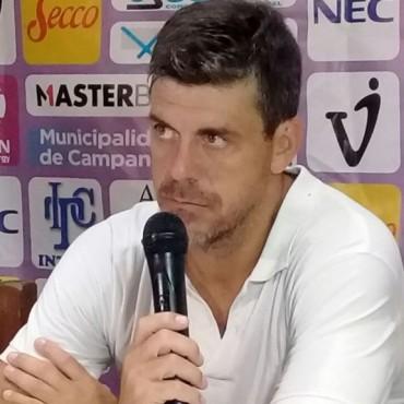 Felipe De la Riva analizò la victoria de Villa Dálmine