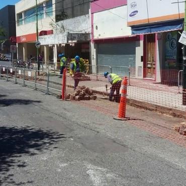 Fernando Sajnìn: reanudamos la obra de la Avenida Rocca