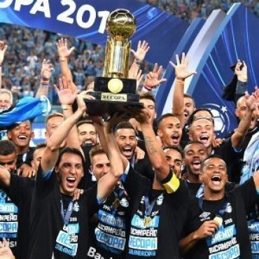 Independiente perdió la Recopa en los penales con Gremio por 5 a 4
