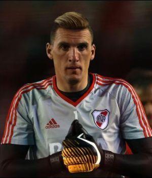 Franco Armani: Vine a River Plate a tener nuevos retos