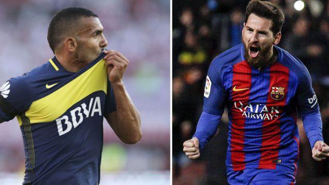 Boca  Juniors enfrentará al Barcelona de Messi