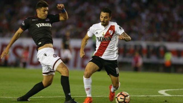 River Plate visita a Lanùs con Pratto en el once titular