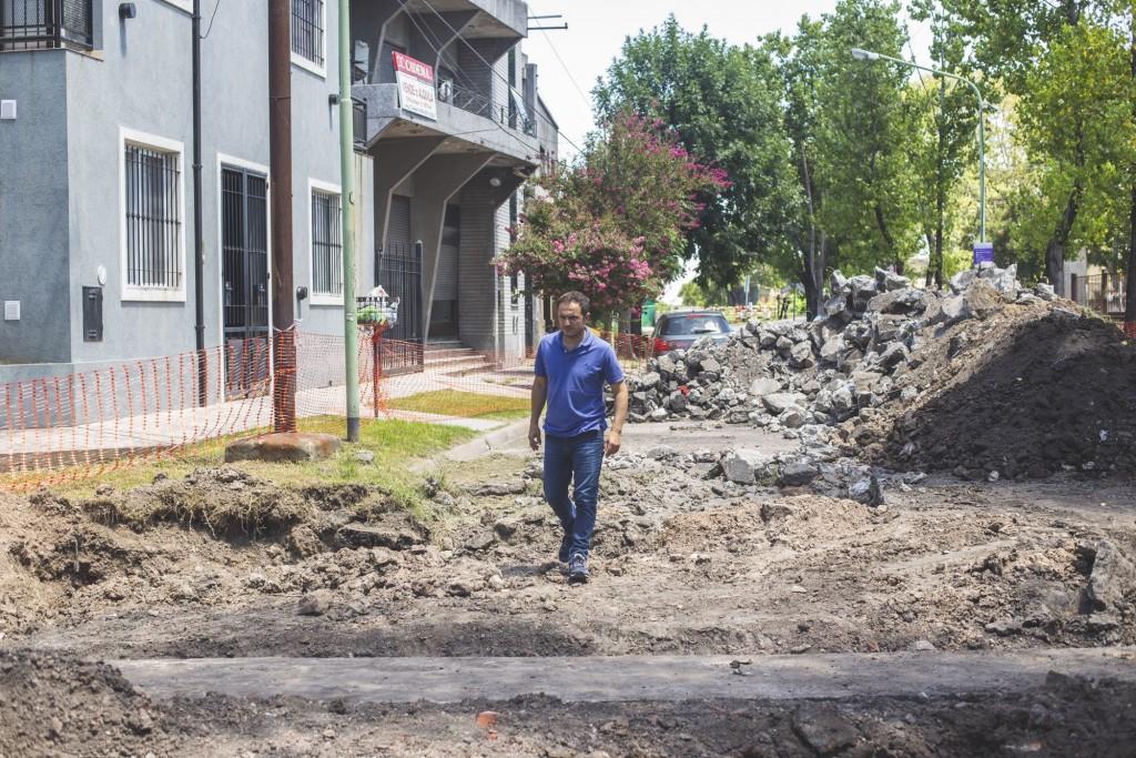 El Municipio cambiará los caños pluviales de la zona más antigua de la ciudad