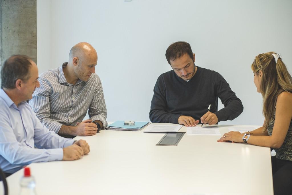 Se acordó con la empresa E-Pagos el cobro electrónico de las tasas municipales