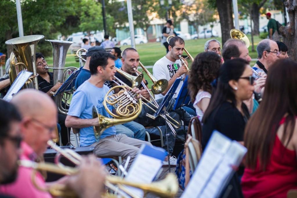 La Banda Municipal regresa con los ensayos abiertos