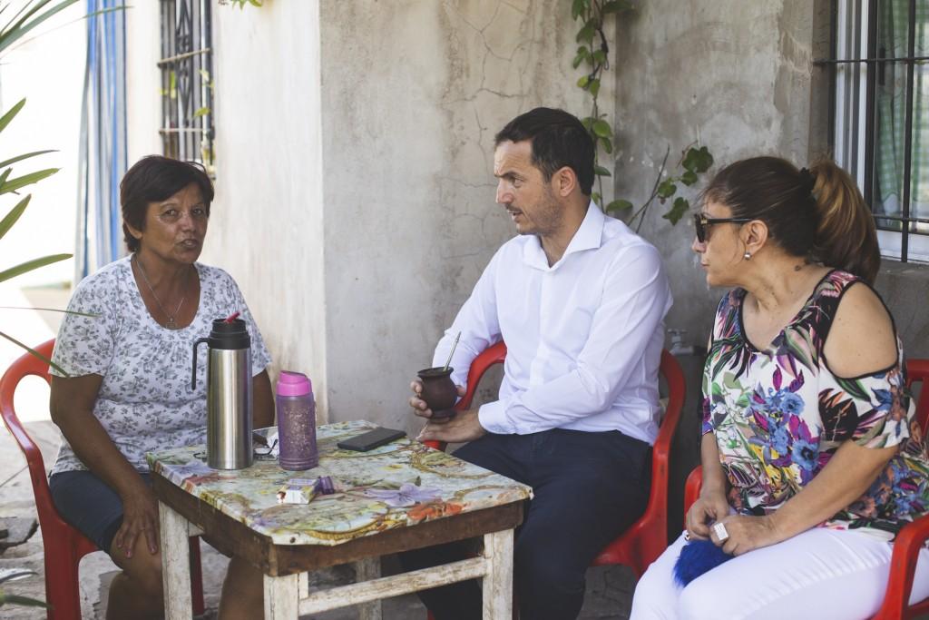 El Intendente planea un relanzamiento de gestión y podría anunciar oficialmente que va por la reelección