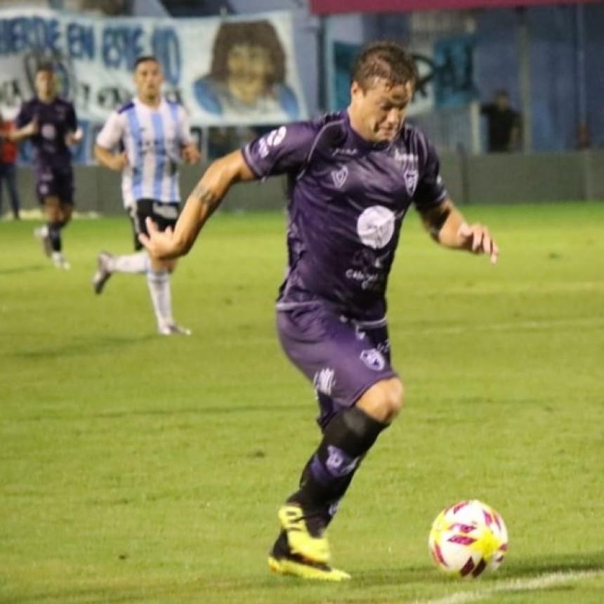 Villa Dálmine volvió a la actividad con un importante triunfo ante Atlético de Rafaela