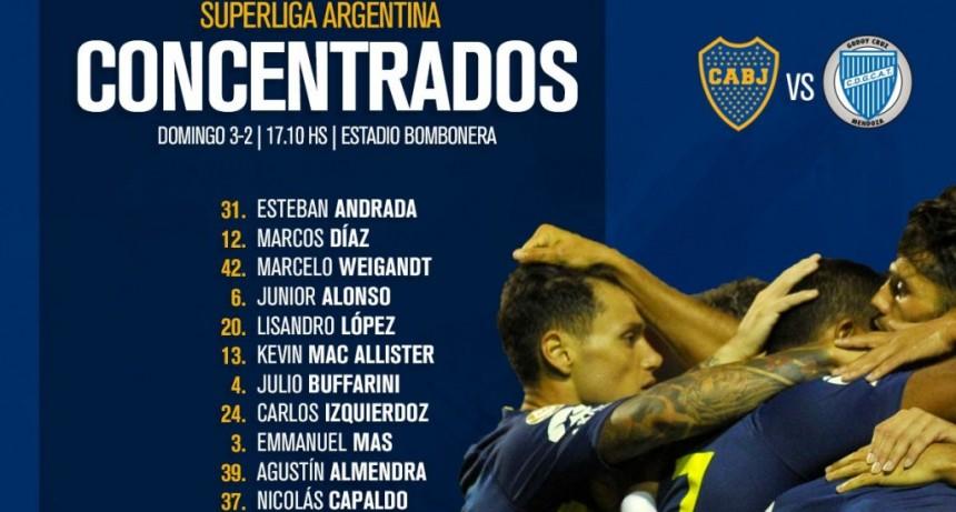 Boca Juniors busca continuar sumando en la Superliga