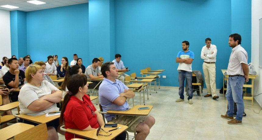 La Secretaría de Salud realizó una charla informativa sobre Hantavirus