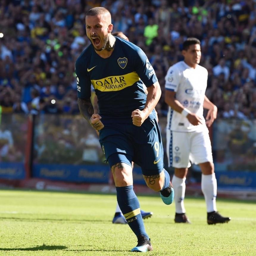 Boca Juniors ganó ajustadamente en su vuelta a la Bombonera
