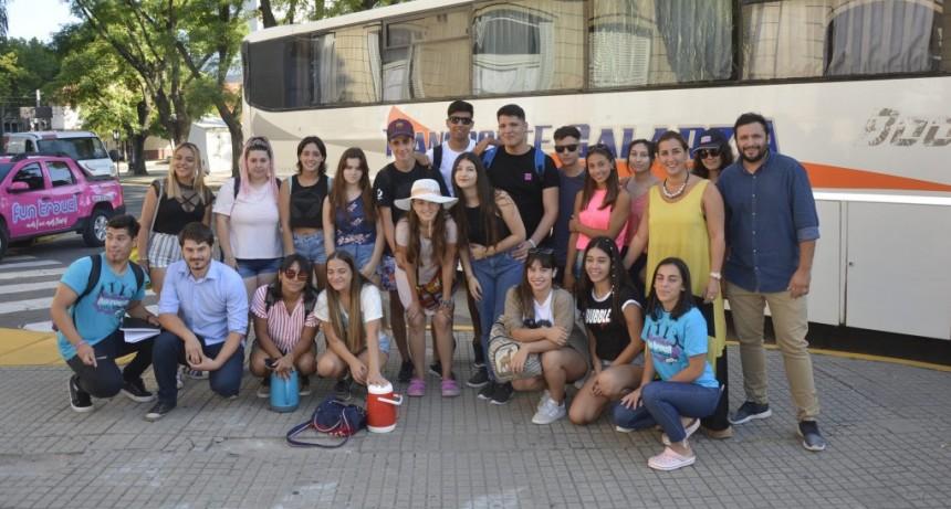 """El tercer puesto ganador de """"Campana juega"""" viajó al Tigre"""