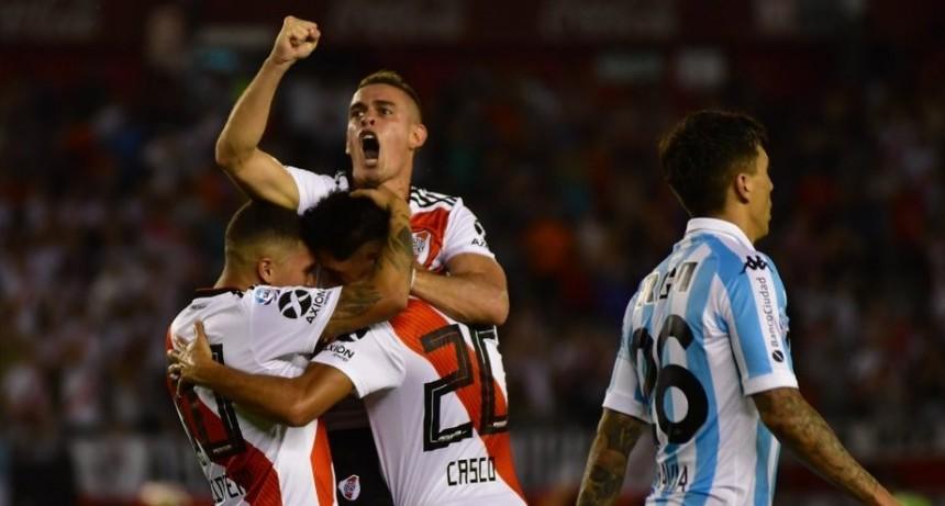 River Plate sigue por la senda del triunfo en la Superliga