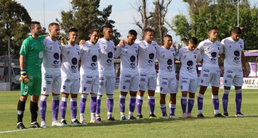 Villa Dálmine logró tres puntos vitales para la permanencia