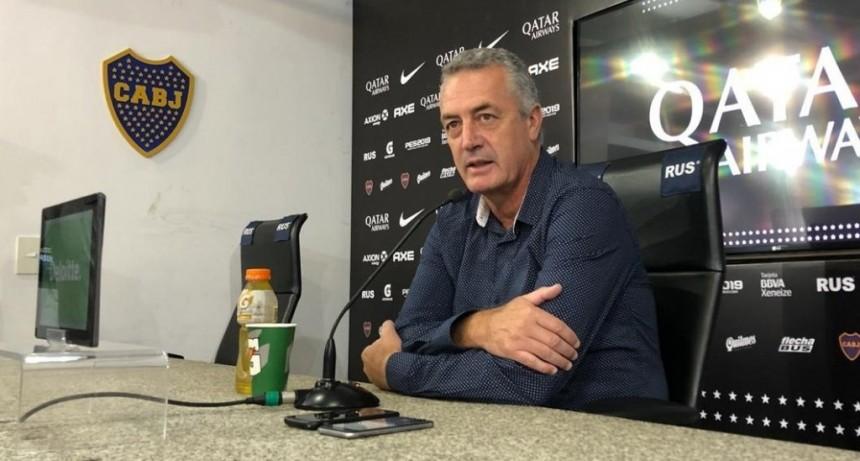 Gustavo Alfaro: Pensamos en los tres partidos