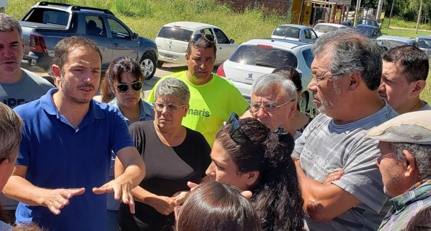 El Municipio intensificará tareas en Los Pioneros