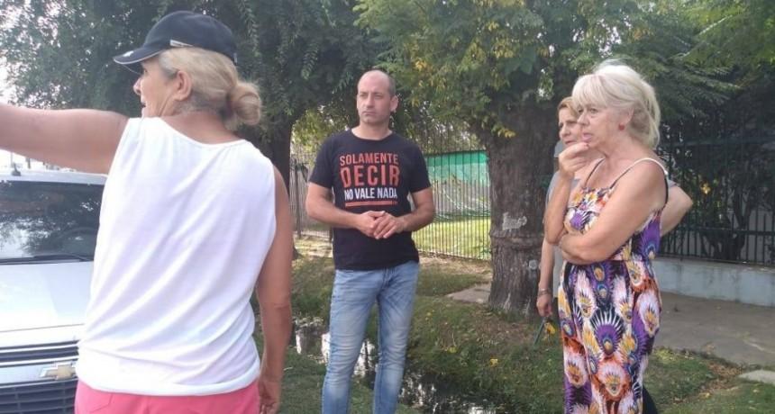 """Marco Colella: """"La situación en La Esperanza no es distinta al resto de los barrios"""""""