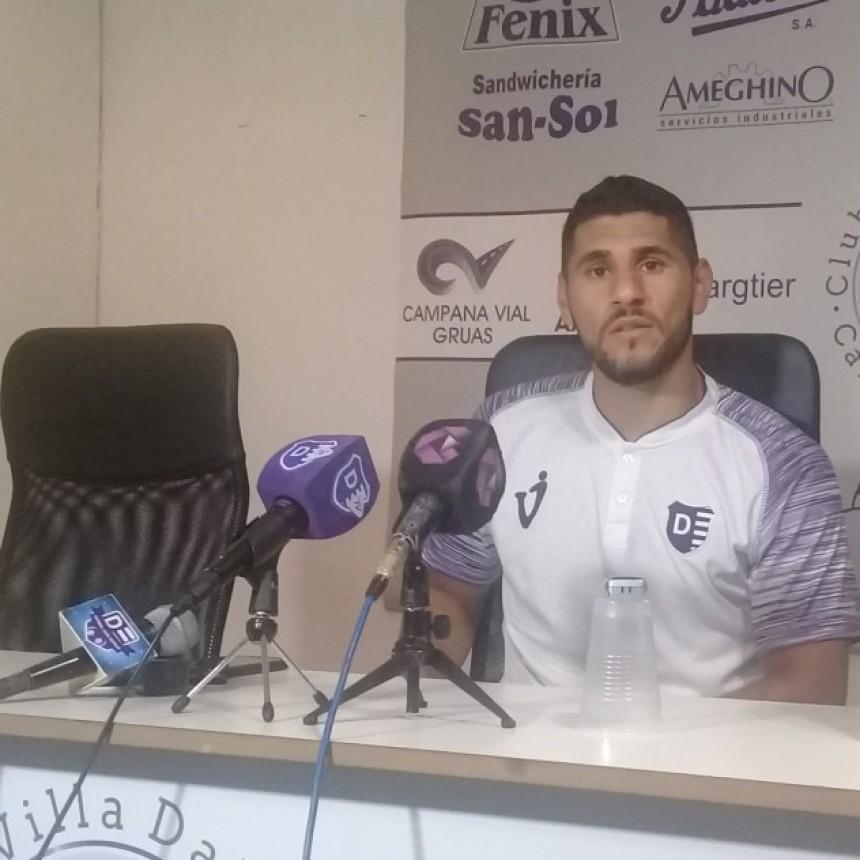 Villa Dálmine bajo la lluvia sumó su cuarta victoria consecutiva como local