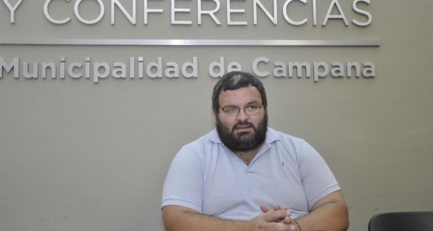 Martín Seguín: el Intendente Abella hará importantes anuncios el viernes