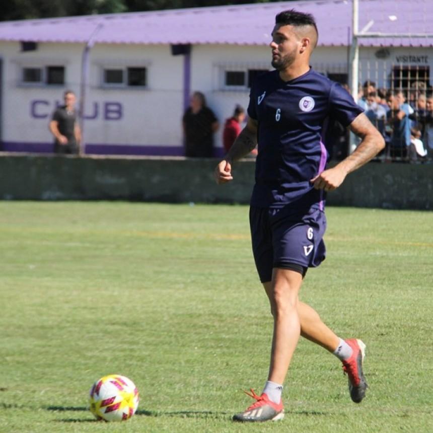 Villa Dálmine jugó un amistoso y se prepara para el partido del domingo frente a Platense